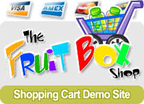 ecommerce shopping cart demos